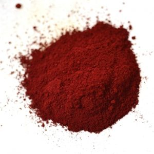 Red Pigment Powders