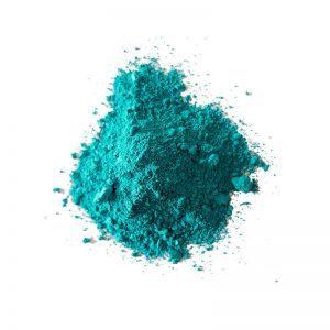 Turquoise Pigment Powders
