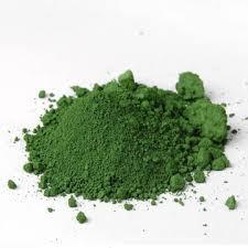 Green Pigment Powders
