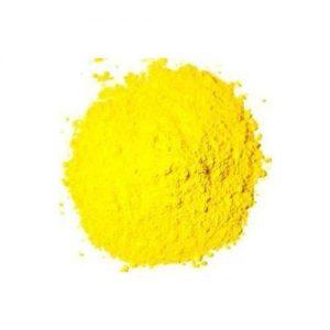 Yellow Pigment Powders
